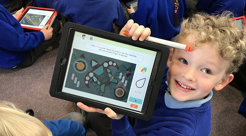 Kaligo offers free handwriting app to help minimise learning loss during school closures