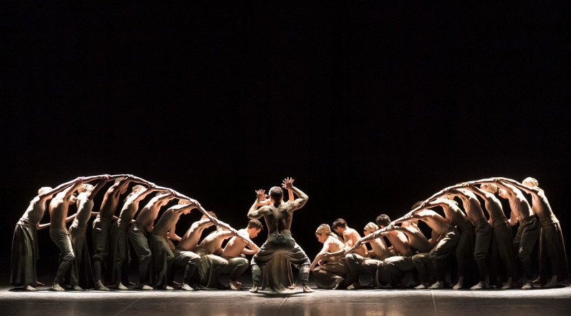 English National Ballet to screen Akram Khan's Dust
