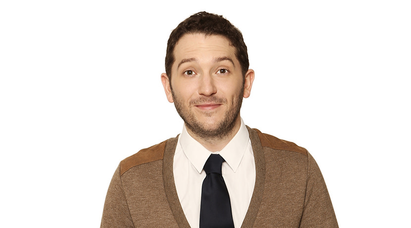 Comedian Jon Richardson to feature in Just The Tonic's first live stream