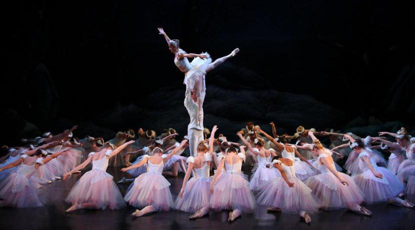 English Youth Ballet audition for young dancers to perform in The Nutcracker