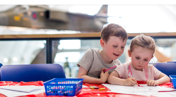 Royal Air Force Museum launches poster competition for re-opening campaign