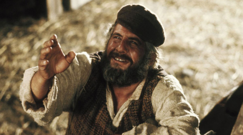 New feature film version of iconic Fiddler On The Roof confirmed