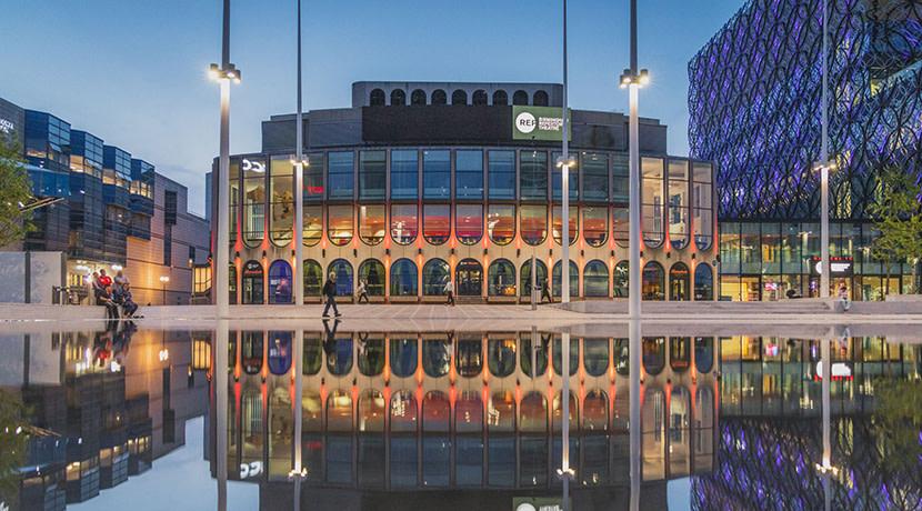 Birmingham Rep's autumn season marks 50 years on Centenary Square