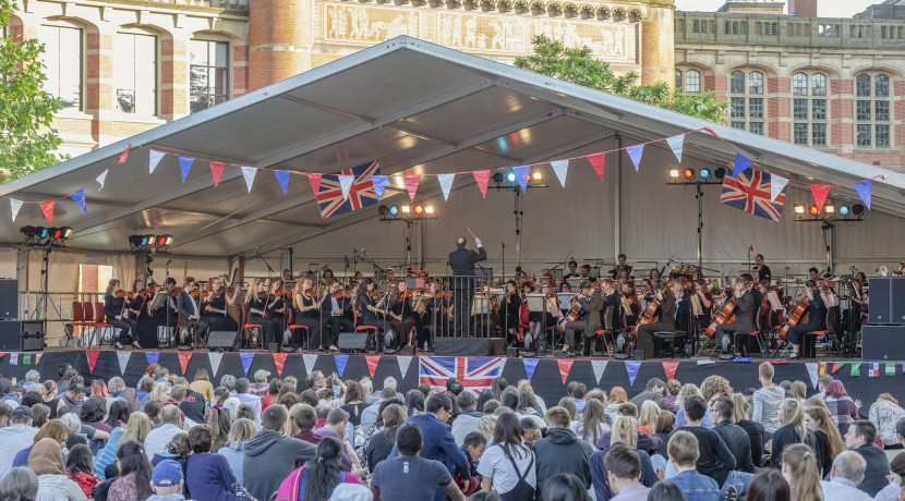 The University of Birmingham Summer Festival of Music goes online
