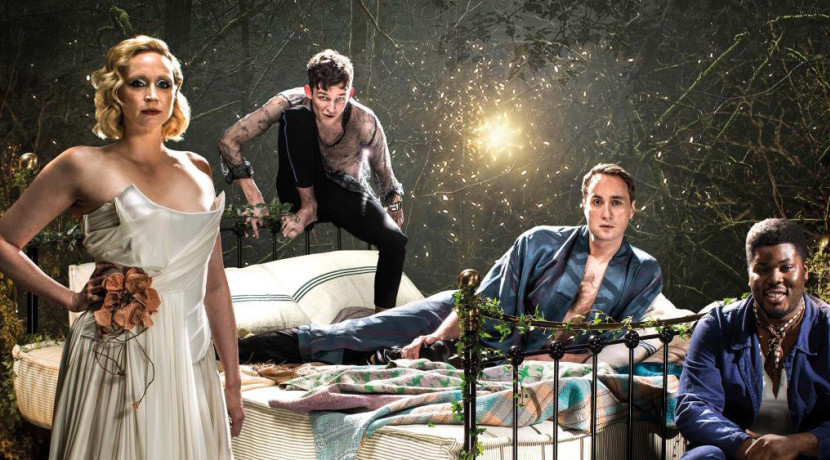National Theatre At Home presents A Midsummer Night's Dream