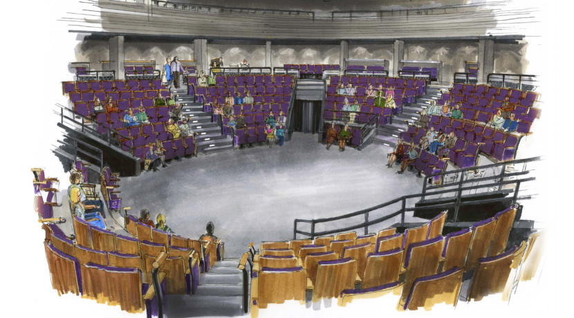 New Vic Theatre to undergo major transformation