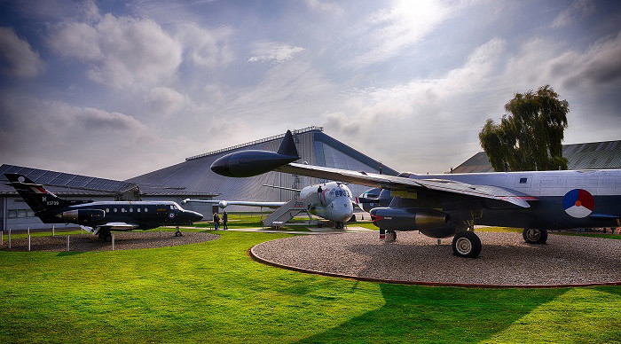 RAF Museum to reopen in July in line with government guidance
