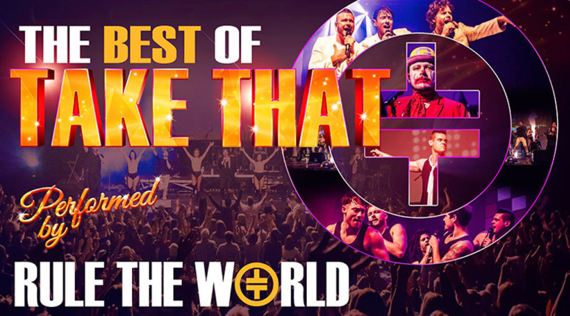 The Best Of Take That: Featuring Rule The World