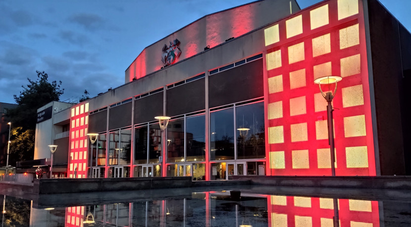 Coventry's Belgrade Theatre responds to government's support package for the arts