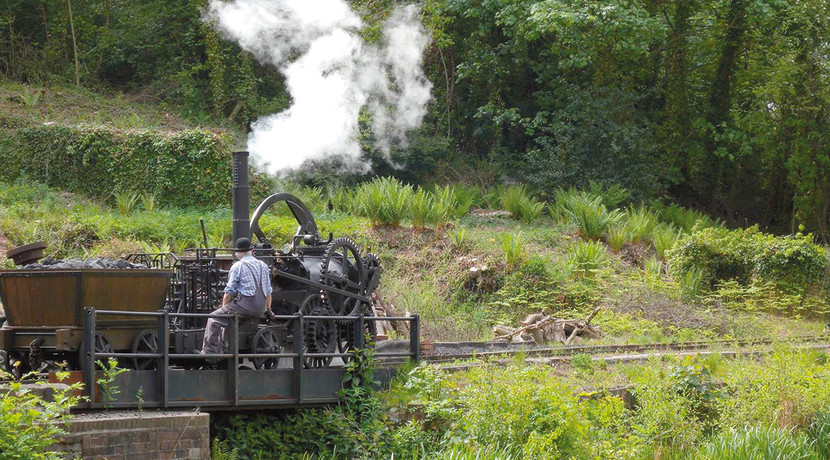 Full steam ahead at Blists Hill Victorian Town