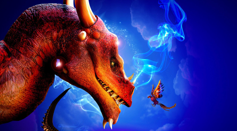 Dragons And Mythical Beasts Live