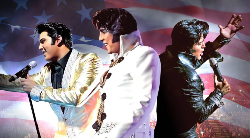 The Elvis Tribute Artist World Tour