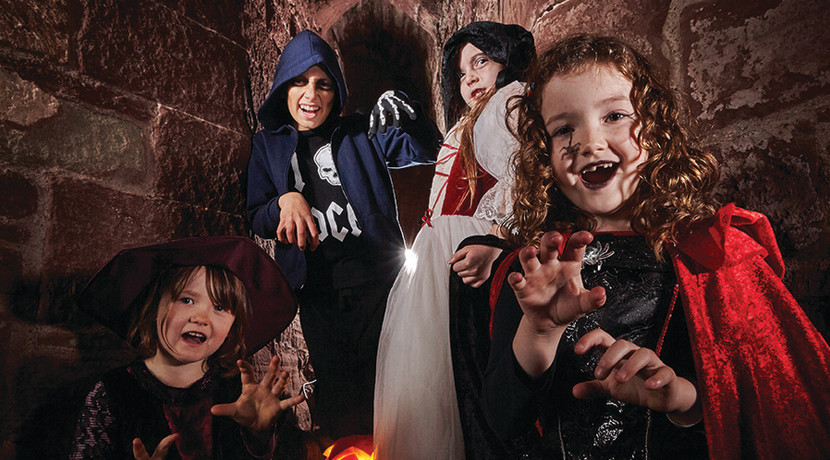 Halloween at Witley