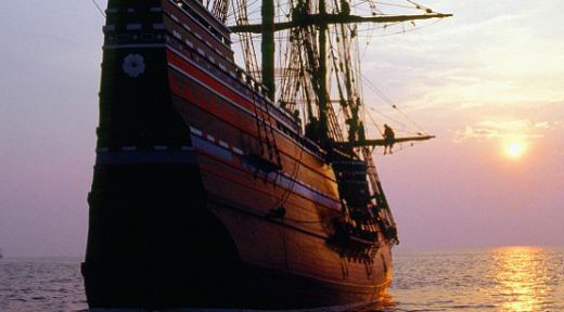 Mayflower 400 Exhibition