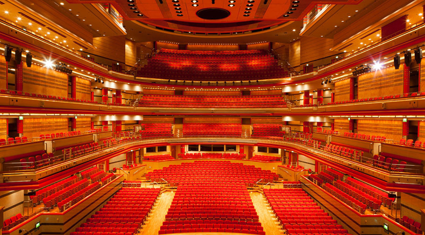 Town Hall Symphony Hall awarded £2.53 million from Culture Recovery Fund