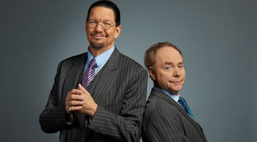 Penn & Teller: The First Final UK Tour
