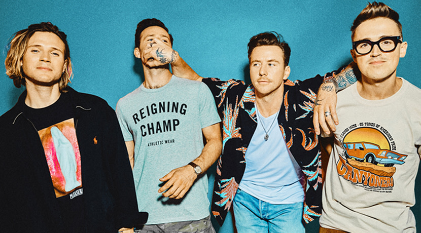 McFly, The Vamps and Alfie Boe to headline to Trentham Live 2021