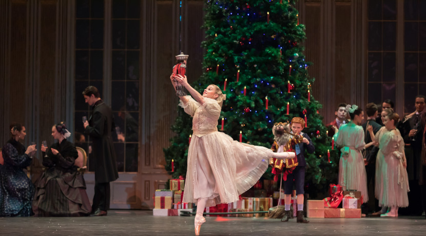 Birmingham Royal Ballet re-invents The Nutcracker