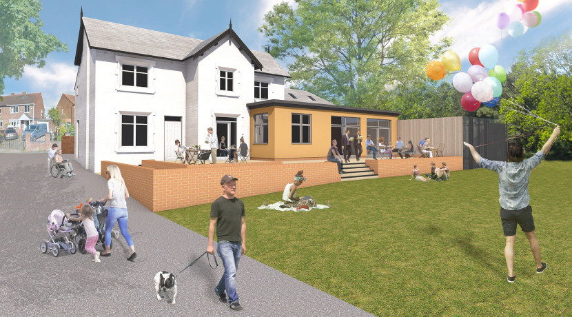 Lottery-funded works underway at Quarry Bank park