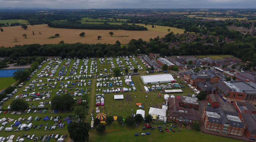Warwick Folk Festival to go ahead in July