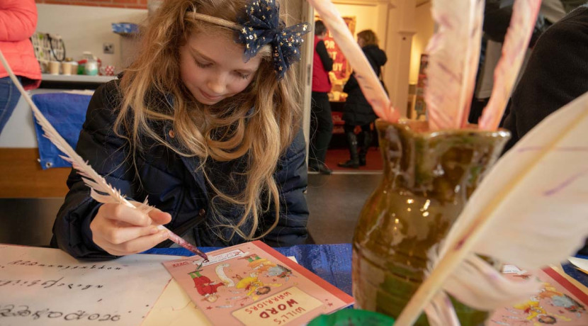 Shakespeare's Birthplace Trust offers online resources for children