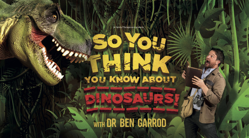 So You Think You Know About Dinosaurs?