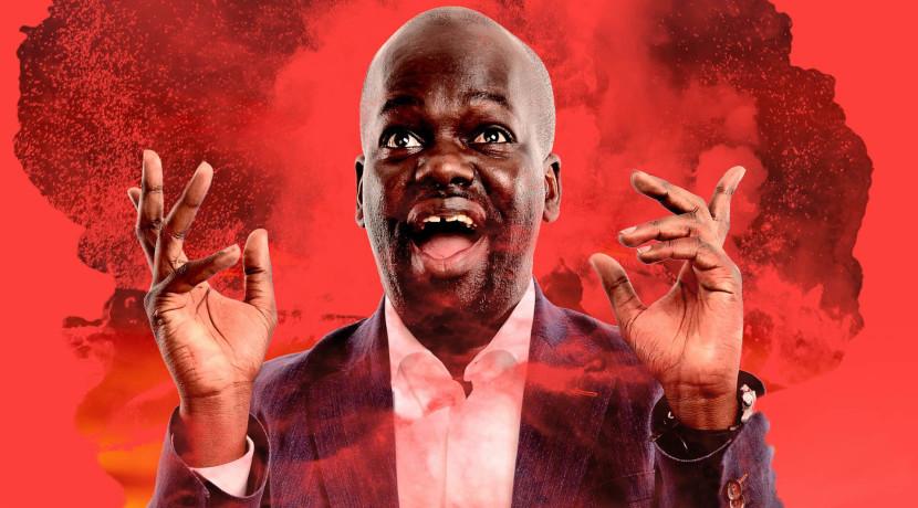 Daliso Chaponda: Apocalypse Not Now