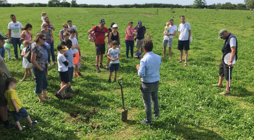 Year-round programme announced to support LEAF Open Farm Sunday