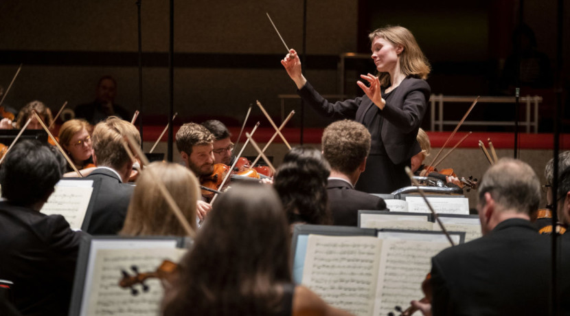 Mirga Gražinyte-Tyla extends contract with the CBSO