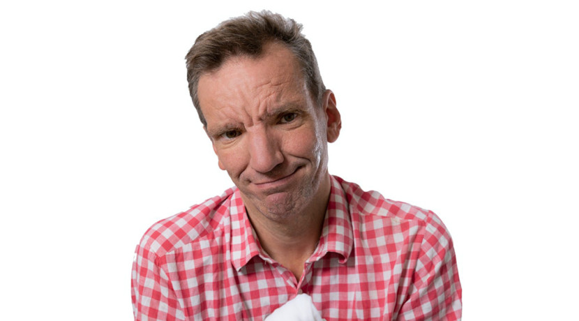 Henning Wehn: It'll All Come Out In The Wash