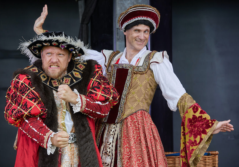 Horrible Histories - Barmy Britain comes to the Midlands this April