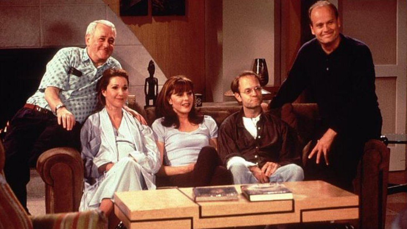 Hit US comedy series Frasier gets a reboot