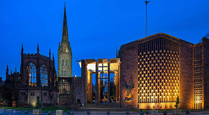Coventry's City of Culture year to begin next month