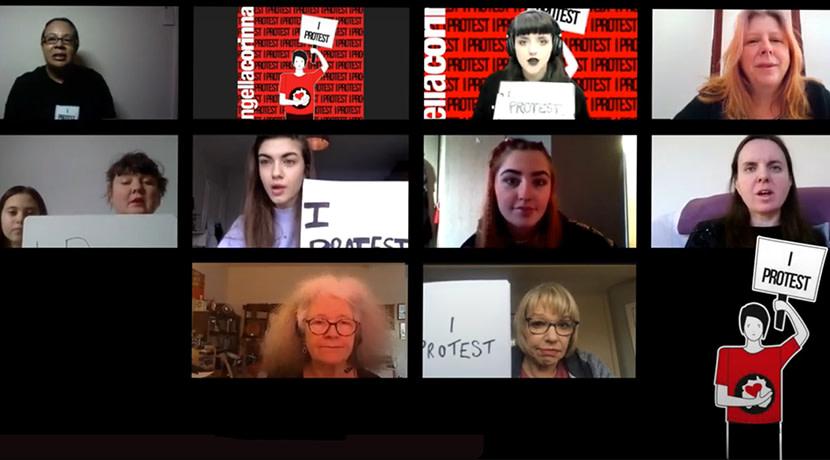 Wolves songwriter shares track for International Women's Day