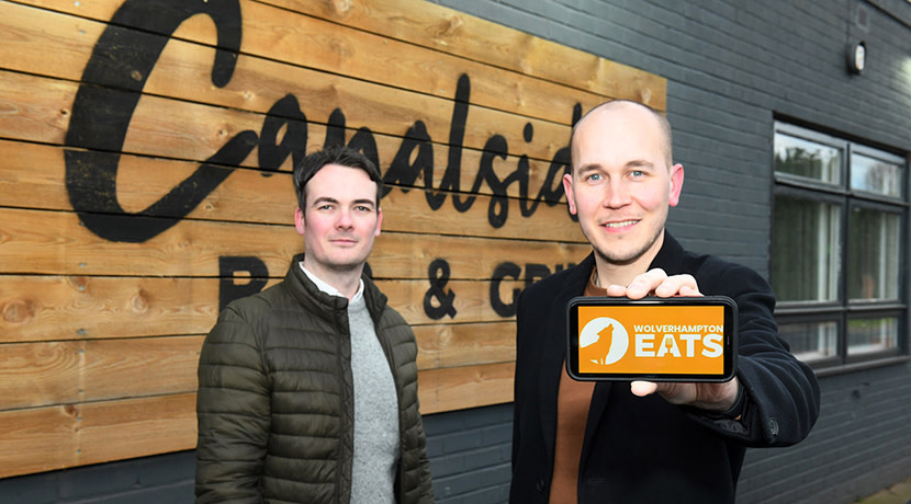 Wolverhampton Eats launch serves up timely boost for City's food and drink scene
