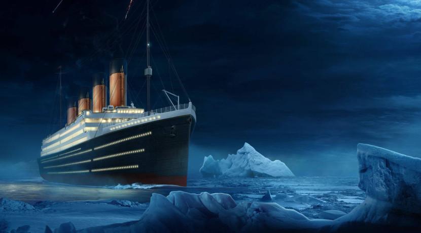 Titanic: Honour &?Glory