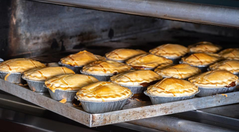 Mad O'Rourke's Pie Factory launches Pies by Post