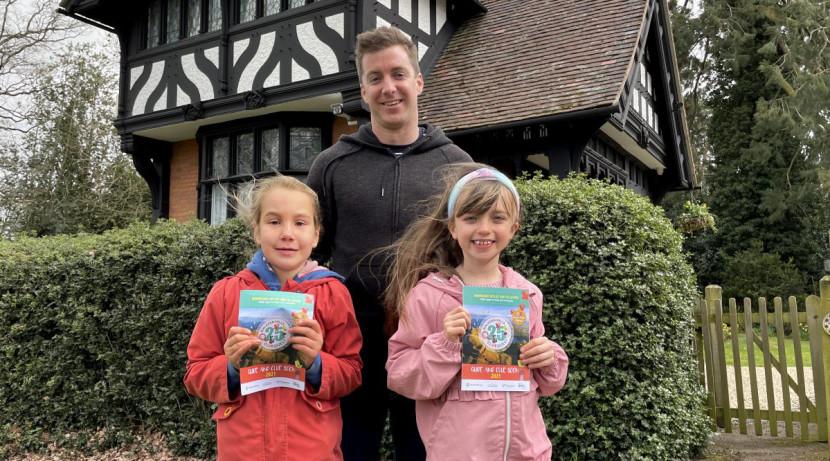 New treasure hunt for children launches in Malvern