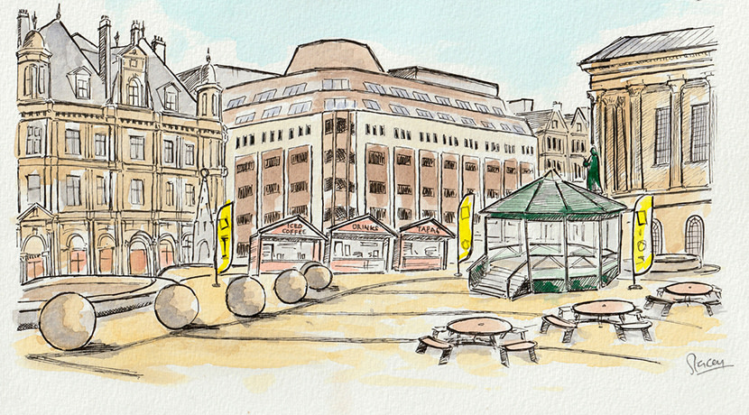 Summer of fun coming to Victoria Square