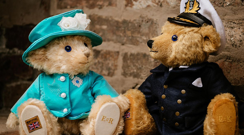 Merrythought reveals special bear to honour Her Majesty The Queen