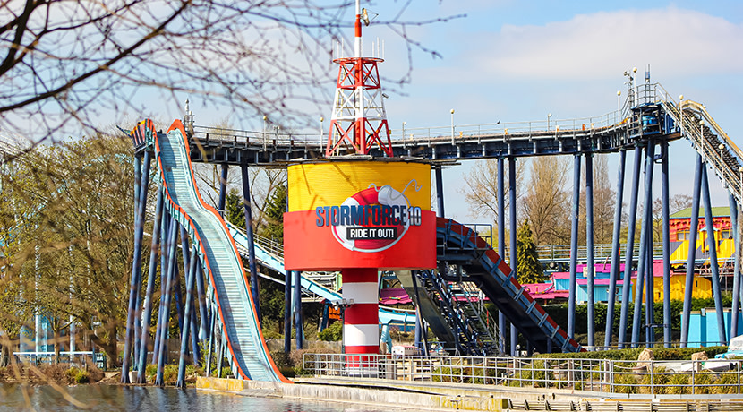 Drayton Manor Theme Park launches new rides and nautical-themed area