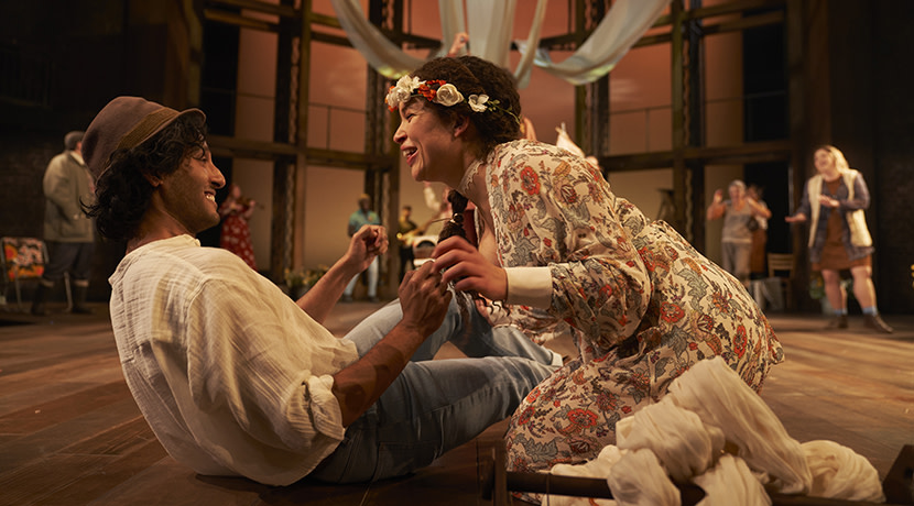 First look images and broadcast date announced for RSC's The Winter's Tale