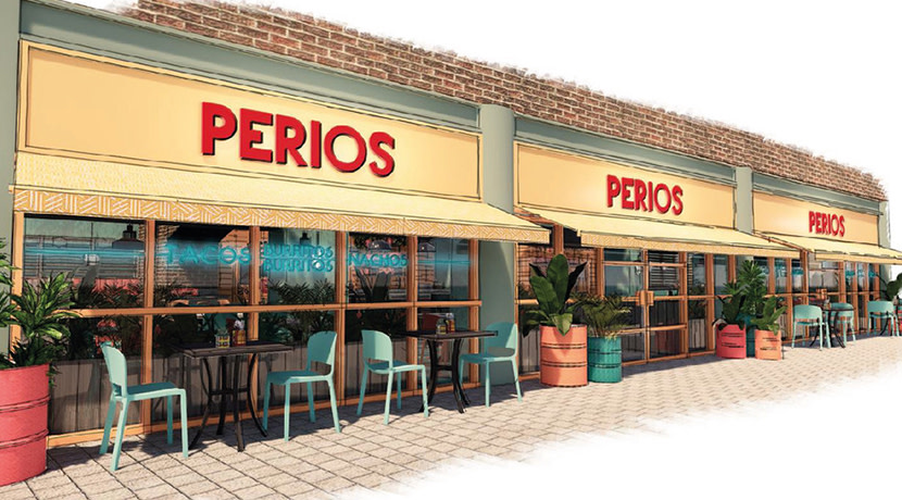 Tex-Mex favourite Perios expands into Birmingham after securing space at Brindleyplace