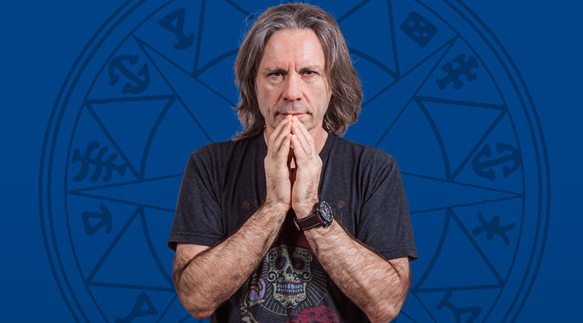 Iron Maiden's Bruce Dickinson brings first ever spoken word tour to Birmingham this summer