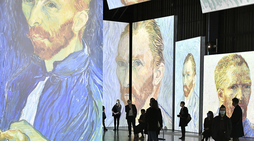 Birmingham Hippodrome to reopen in May with Van Gogh Alive