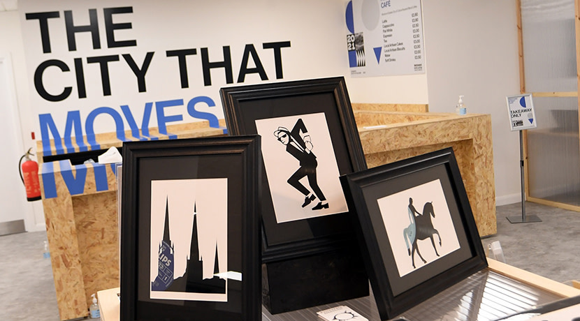 First tickets for Coventry UK City of Culture 2021 now on sale and new retail store opens
