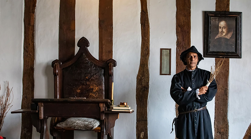 Shakespeare's Schoolroom & Guildhall announces reopening this June