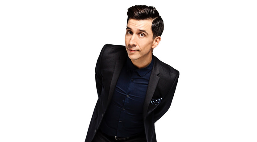Russell Kane to close Whitchurch Comedy Festival