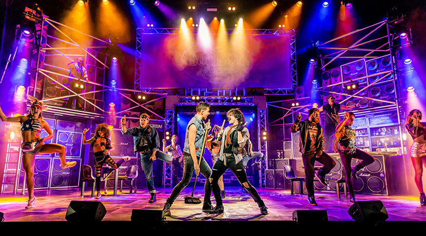 Cast announced for Rock of Ages at Birmingham's The Alexandra this summer