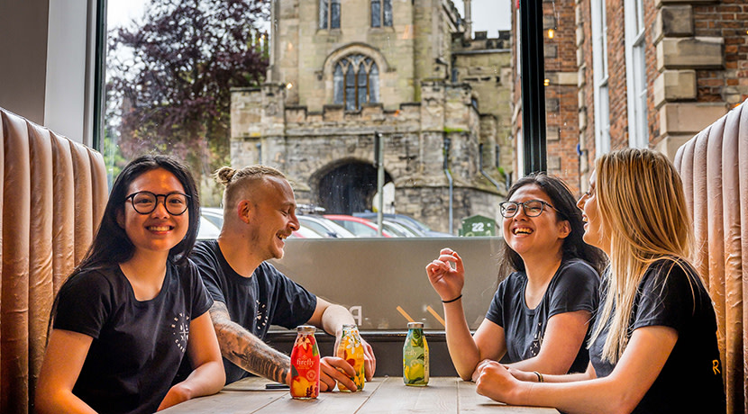 Warwick welcomes a new independent café and bar – with a twist